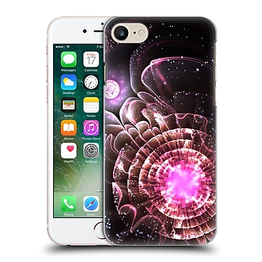 Official Eli Vokounova Fractal Art Center Of The Universe Hard Back Case For Apple Iphone 7
