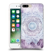 Official Nika Martinez Mandala Deep Purple Hard Back Case For Apple Iphone 7 Plus