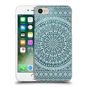 Official Nika Martinez Mandala Bandana In Mint Hard Back Case For Apple Iphone 7