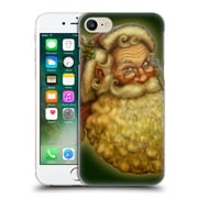 Official Myles Pinkney Art Santa Hard Back Case For Apple Iphone 7
