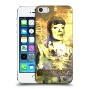 Official Orphan Black Characters Alison Hard Back Case For Apple Iphone 5 / 5S / Se