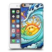 Official Drew Brophy Surf Art Feeling Happy Hard Back Case For Apple Iphone 6 Plus / 6S Plus
