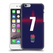 Official England Rugby Union 2016/17 Alternate Kit Position 7 Hard Back Case For Apple Iphone 6 / 6S