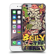 """Official Pete """"Aeiko"""" Harrison Typography Belly Of The Beast Hard Back Case For Apple Iphone 6 / 6S"""