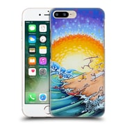 Official Drew Brophy Surf Art Beach Party Hard Back Case For Apple Iphone 7 Plus