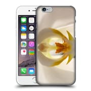 Official Elena Kulikova Orchids White 1 Hard Back Case For Apple Iphone 6 / 6S