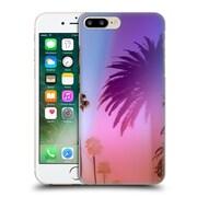 Official Elena Kulikova Tropical Palm Tree Sunset Hard Back Case For Apple Iphone 7 Plus