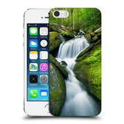 Official Michael Blanchette Appalachians Mossy Rocks On Cascade Hard Back Case For Apple Iphone 5 / 5S / Se