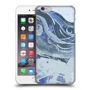 Official Magdalena Hristova Ink Blue Hard Back Case For Apple Iphone 6 Plus / 6S Plus