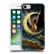 Official Myles Pinkney Art Moon Dragon Hard Back Case For Apple Iphone 7