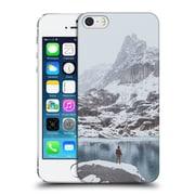 Official Luke Gram Winter Appleby Dome Hard Back Case For Apple Iphone 5 / 5S / Se