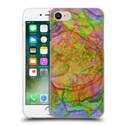 Official Magdalena Hristova Flowers Multicolour Hard Back Case For Apple Iphone 7