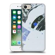 Official Magdalena Hristova Ink Blue 3 Hard Back Case For Apple Iphone 7