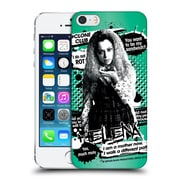 Official Orphan Black #Cloneclub Helena Hard Back Case For Apple Iphone 5 / 5S / Se