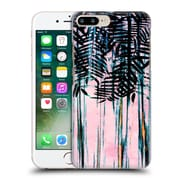Official Nika Martinez Tropical Foliage Hard Back Case For Apple Iphone 7 Plus