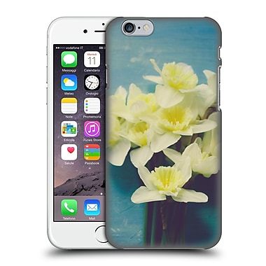 Official Olivia Joy Stclaire On The Table Daffodil Bouquet Hard Back Case For Apple Iphone 6 / 6S