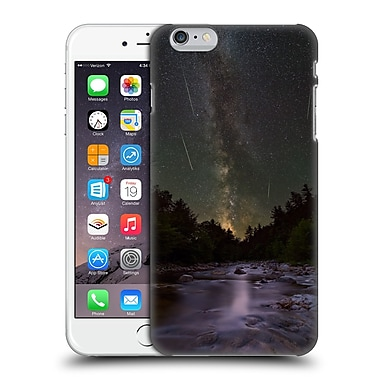 Official Michael Blanchette Night Sky A River Runs Through It Hard Back Case For Apple Iphone 6 Plus / 6S Plus