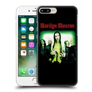 Official Marilyn Manson Key Art Holywood Group Hard Back Case For Apple Iphone 7 Plus