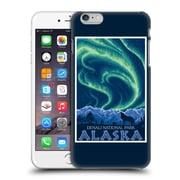 Official Lantern Press National Park Denali Alaska Hard Back Case For Apple Iphone 6 Plus / 6S Plus