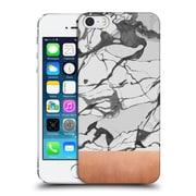 """Official Marta Olga Klara """"Mok"""" Marble White Hard Back Case For Apple Iphone 5 / 5S / Se"""