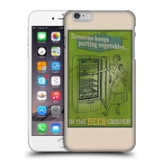Official Lantern Press Man Cave Someone Keeps Putting Vegetables Hard Back Case For Apple Iphone 6 Plus / 6S Plus