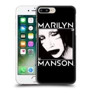 Official Marilyn Manson Key Art Born Villain Hard Back Case For Apple Iphone 7 Plus