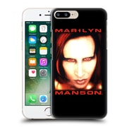 Official Marilyn Manson Key Art Bigger Than Satan Face Hard Back Case For Apple Iphone 7 Plus