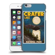 Official Lantern Press National Park Crater Lake Hard Back Case For Apple Iphone 6 Plus / 6S Plus