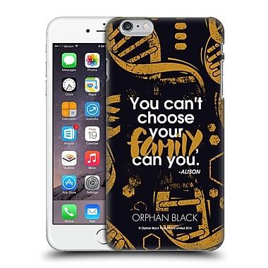 Official Orphan Black Sestras Family Hard Back Case For Apple Iphone 6 Plus / 6S Plus