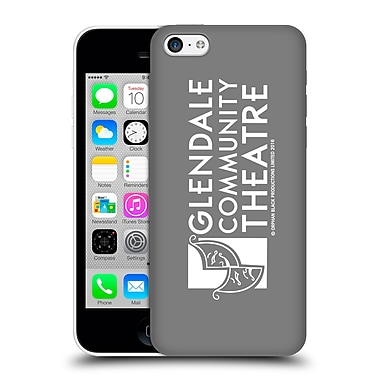 Official Orphan Black Graphics Glendale Community Theatre Hard Back Case For Apple Iphone 5C