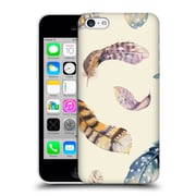 Official Kristina Kvilis Feathers Motion Hard Back Case For Apple Iphone 5C