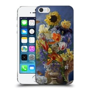 Official Nene Thomas Florals Garden In Gold Hard Back Case For Apple Iphone 5 / 5S / Se