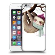 Official Oilikki Sloth Lazy Hard Back Case For Apple Iphone 6 Plus / 6S Plus