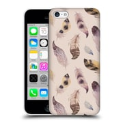 Official Kristina Kvilis Feathers Dream Hard Back Case For Apple Iphone 5C