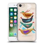 Official Oilikki Animals Birds Hard Back Case For Apple Iphone 7