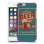 Official Lantern Press Man Cave Beer Tester Hard Back Case For Apple Iphone 6 / 6S