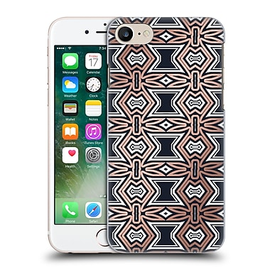 Official Magdalena Hristova Ornaments Rose Gold 4 Hard Back Case For Apple Iphone 7