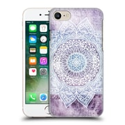 Official Nika Martinez Mandala Deep Purple Hard Back Case For Apple Iphone 7