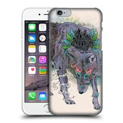 Official Mat Miller Animals Journeying Spirit Wolf Hard Back Case For Apple Iphone 6 / 6S