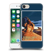 Official Lantern Press National Park Petrified Forest Hard Back Case For Apple Iphone 7