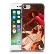 Official La Williams Fantasy Uriel Destroys Hell Final Gamut Hard Back Case For Apple Iphone 7