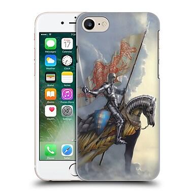 Official La Williams Kingdom Arthur Vertical Hard Back Case For Apple Iphone 7