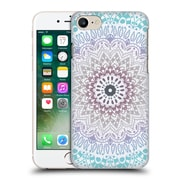 Official Nika Martinez Mandala Blue Summer Hard Back Case For Apple Iphone 7