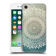 Official Nika Martinez Mandala Autumn Leaves Hard Back Case For Apple Iphone 7