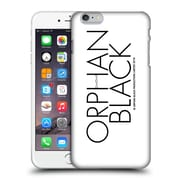 Official Orphan Black Logo & Helix Black Logo Hard Back Case For Apple Iphone 6 Plus / 6S Plus