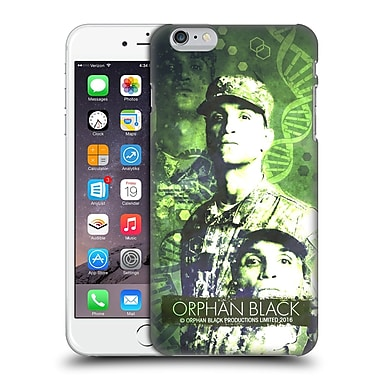 Official Orphan Black Characters Miller Hard Back Case For Apple Iphone 6 Plus / 6S Plus