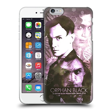 Official Orphan Black Characters Mark Hard Back Case For Apple Iphone 6 Plus / 6S Plus