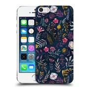 Official Oilikki Patterns Floral Hard Back Case For Apple Iphone 5 / 5S / Se