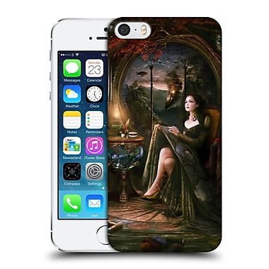 Official Melanie Delon Mystery Trapped Hard Back Case For Apple Iphone 5 / 5S / Se