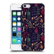 Official Oilikki Patterns Botanical Hard Back Case For Apple Iphone 5 / 5S / Se